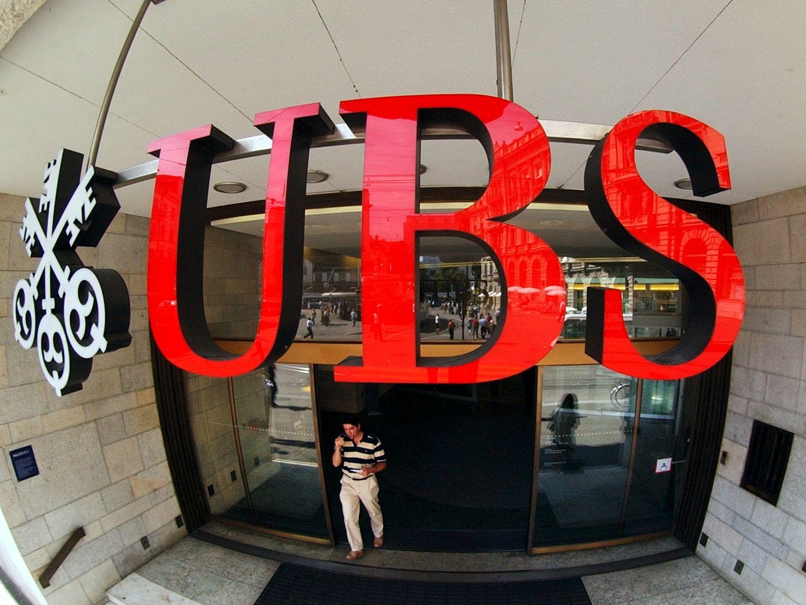 SWITZERLAND UBS CUBA