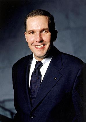 Neuer Chef bei Roland Berger: Burkhard Schwenker