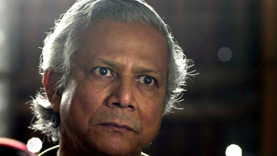 Mikrokreditgeber Mohammed Yunus: Gründer der Grameen Bank in Bangladesch