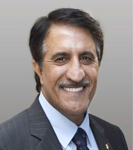 H.E. Sheikh Abdullah Bin Mohammed Bin Saud Al-Thani; Volkswagen