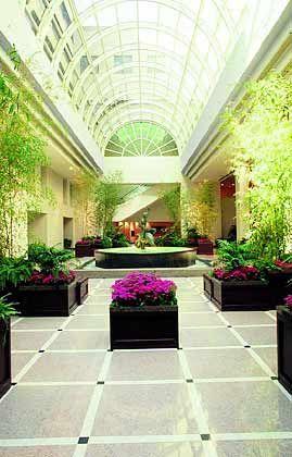 """DeBakey Heart Center, Houston: Foyer zum """"Tempel der Herzchirurgie"""""""