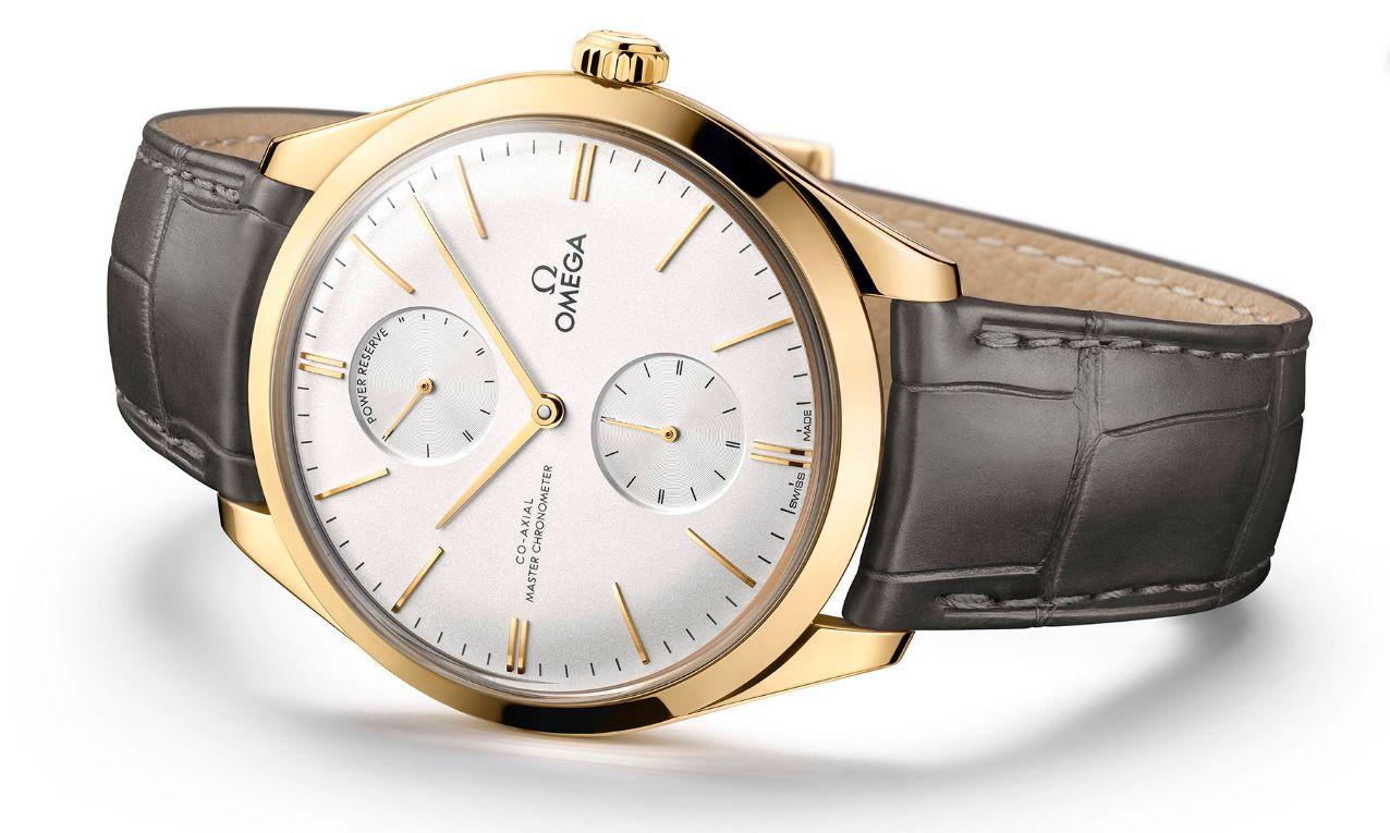 SIHH | Watches and Wonders | Omega De Ville Trésor