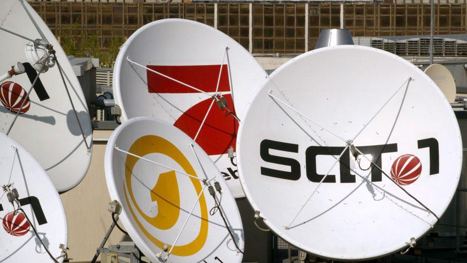 ProSiebenSat.1: Die einzige im Dax 30 vertretene Medienaktie steigt ab