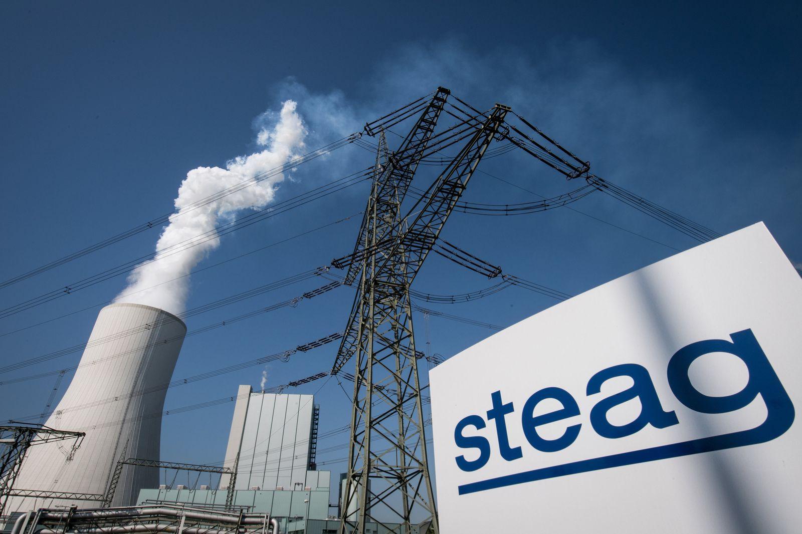 «WAZ»: Steag streicht rund 1000 Arbeitsplätze wegen Kohleausstieg