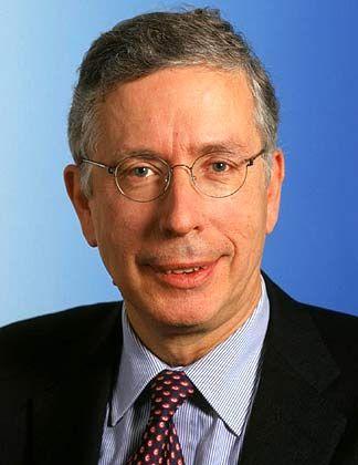 Voller Hingabe dabei: Kinderpsychologe Baumhauer führt den Merck-Familienrat