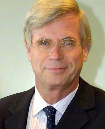 Will der Post AG Paroli bieten: Michael Otto