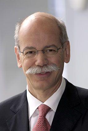 Traumpartner: DaimlerChrysler-Chef Zetsche