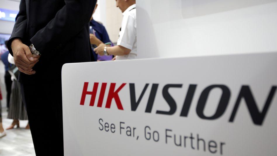 USA setzen 28 chinesische Firmen auf die schwarze Liste - darunter auch den Video-Überwachungssystem-Spezialisten Hikvision