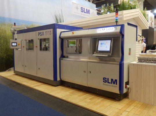 SLM Solutions Slm 500