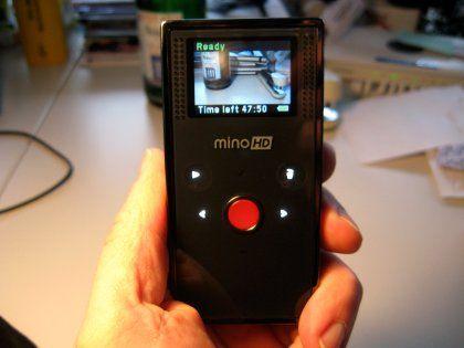 Vorreiter einer ganzen Camcorder-Generation: Der Flip Mino HD
