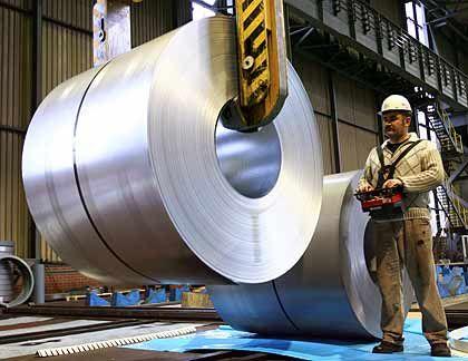 Schwere Last: Der Verlust von ThyssenKrupp fällt noch größer aus