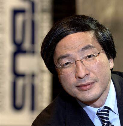 """Asus-COO Eric Chen:""""Unser Ziel ist es, das meistbewunderte Technologieunternehmen zu werden"""""""