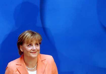 Wahlprogramm am 11. Juli: Angela Merkel