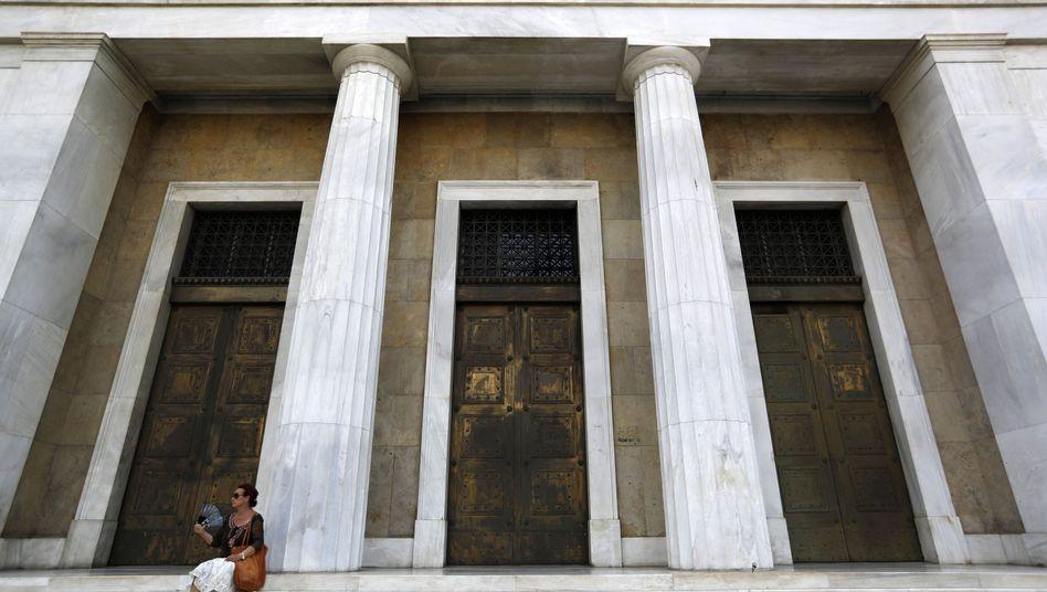 Griechische Zentralbank