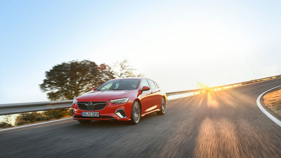 Opel Insignia: Neben Insignia und Astra soll auch ein neues Modell der PSA Premiummarke DS im hessischen Rüsselsheim gebaut werden