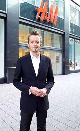 Thorsten Mindermann (36): Deutschland-Chef von Hennes & Mauritz