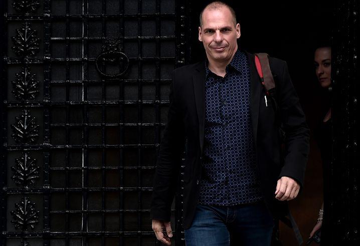 """Varoufakis: """"Keine Regelung für einen Euro-Ausstieg"""""""
