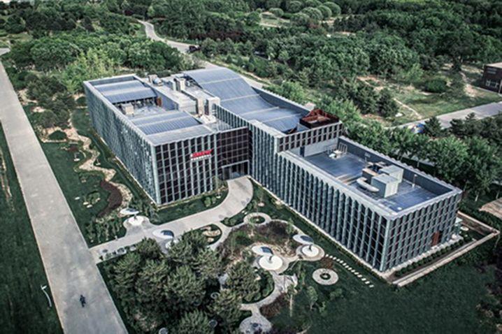 7000 Quadratmeter, alles über die Energie der Zukunft erklärt: Hanergys neue Ausstellungshalle in Peking