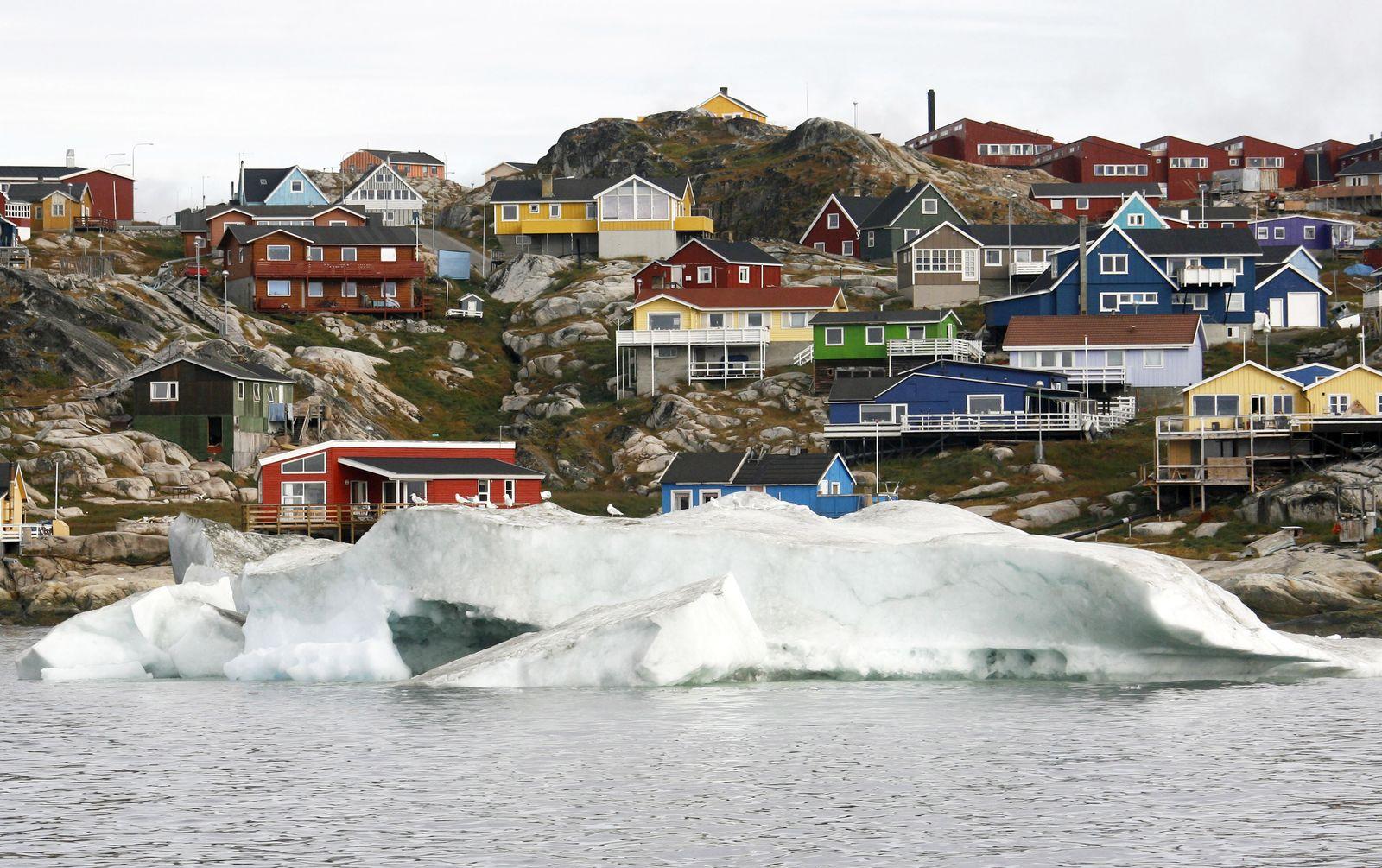 Grönland / Ilulissat