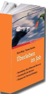 """Ratgeber: """"Überleben im Job"""" von Klaus Merg und Torsten Knödler"""