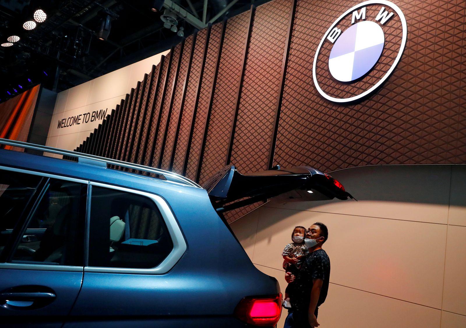 FILE PHOTO: Beijing International Automotive Exhibition