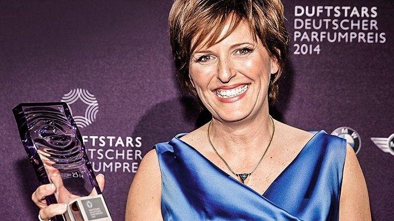 Duftmarke: Tina Müller kennt Nicole Nitschke (Foto) von Henkel