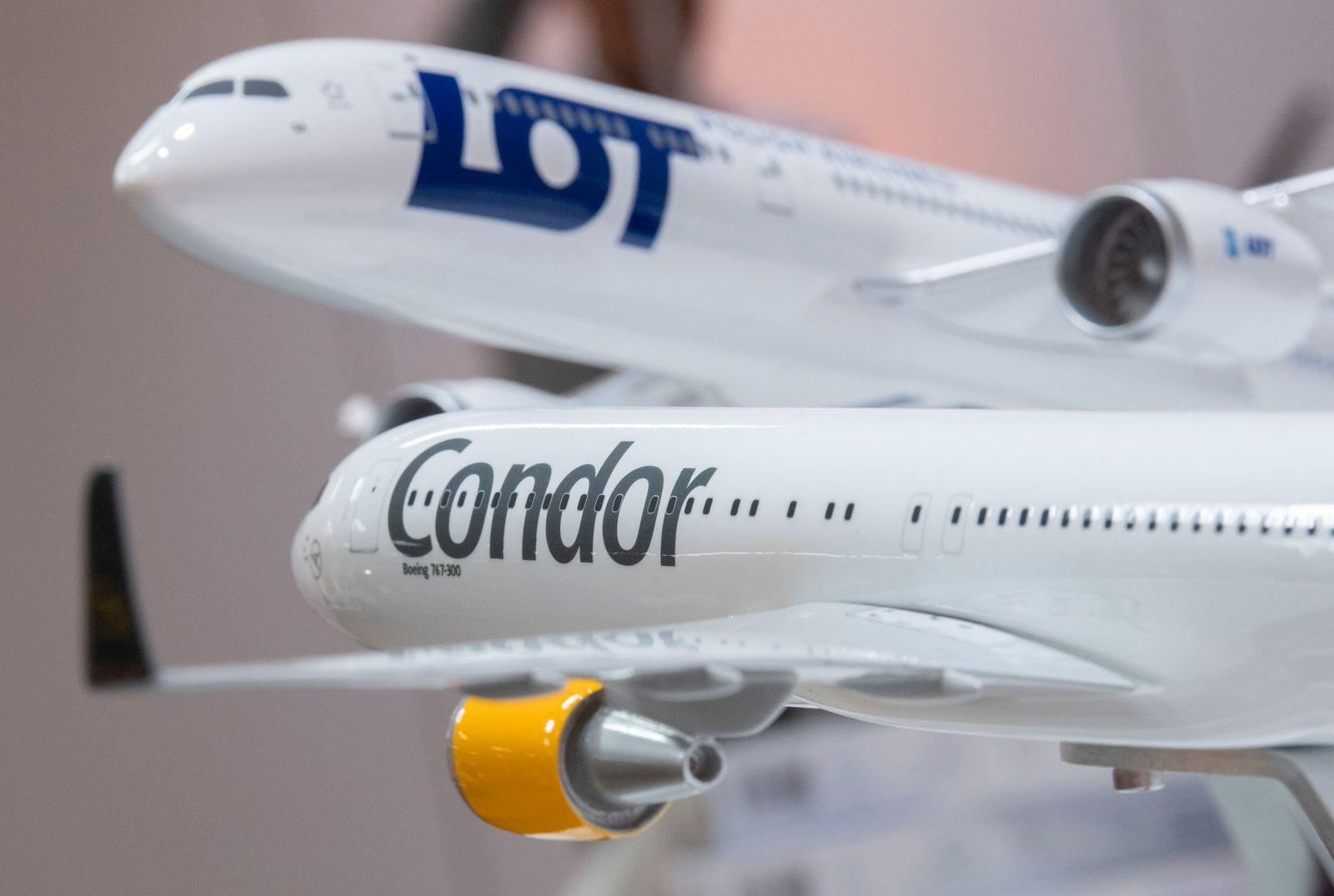 Polnische LOT zieht sich aus Condor-Übernahme zurück