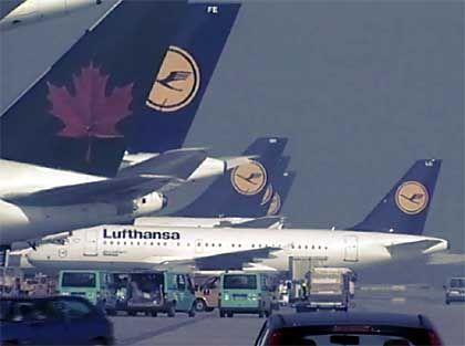 Fernflüge werden teurer:Abgas-Abgabe für Flugzeuge
