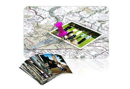 GPSed Pro: Fotos mit den Informationen zum Entstehungsort
