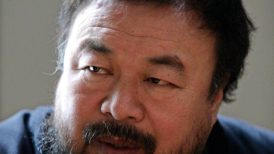 Kritiker der chinesischen Regierung: Ai Weiwei wurde Ende Juni auf Kaution aus der Haft entlassen