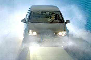 600.000 Exemplare des Golf V will VW im Jahr 2004 verkaufen