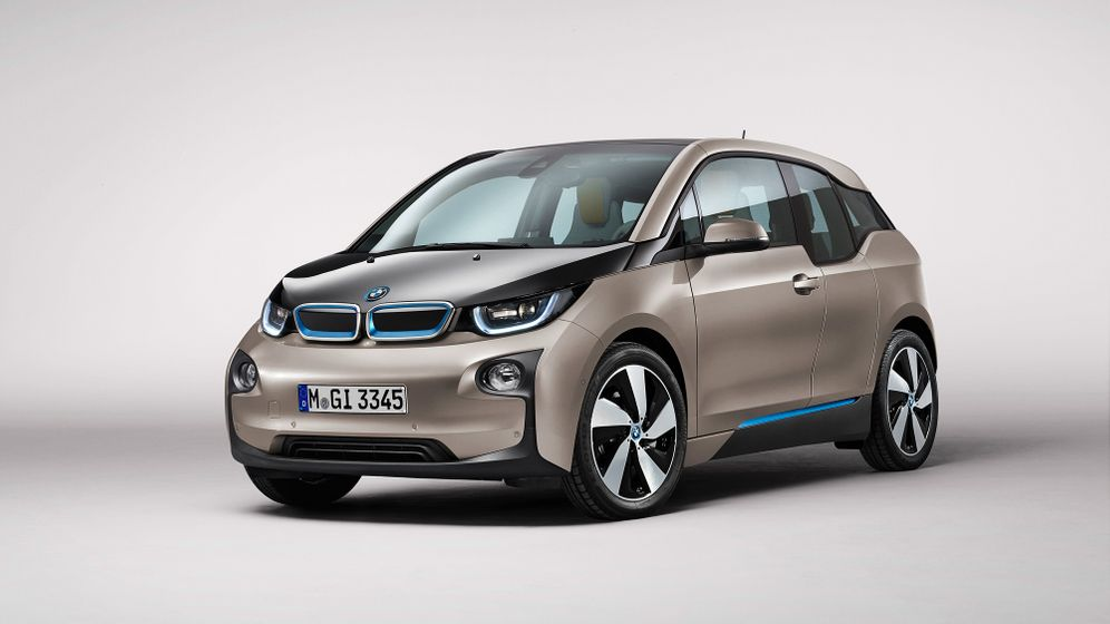 Weltpremiere: So sieht BMWs Elektroflitzer i3 aus