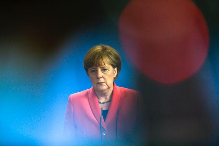 """Kanzlerin Merkel: """"Das letzte Angebot der Kommission ist von Freitag letzter Woche"""""""