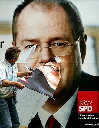 Abschied nach 39 Jahren: Peer Steinbrück konnte das Wahldesaster nicht verhindern