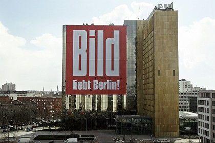 Axel Springer: Das Berliner Medienhaus trotzt der Krise