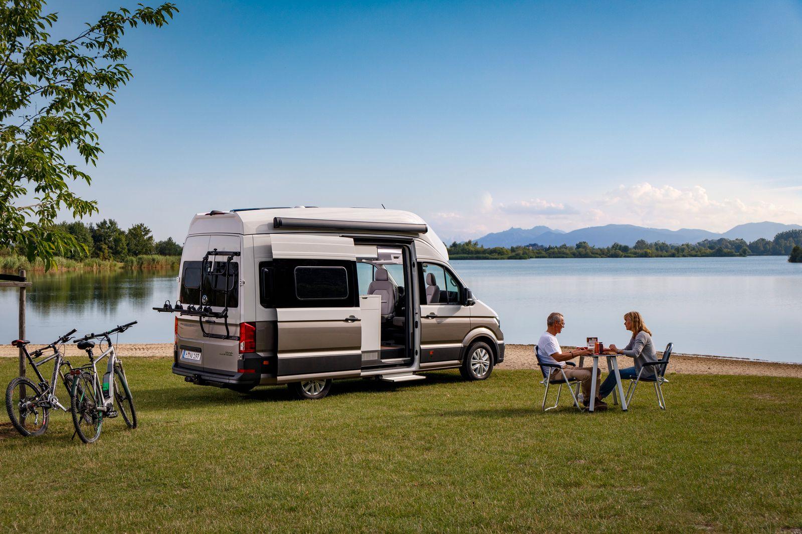 Grand California, Volkswagen, Camping, VW, Reisemobile