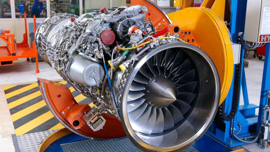 Turbinentriebwerk: Margenschwaches Neugeschäft trübt die MTU-Bilanz