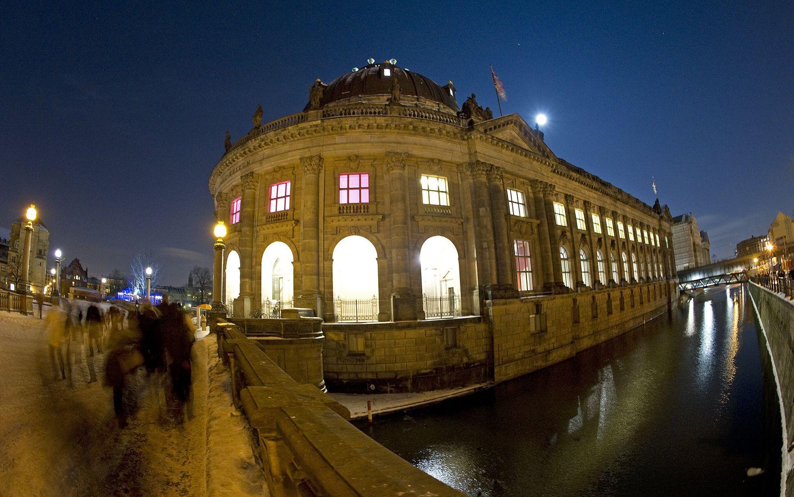 Wieder lange Nacht der Museen in Berlin