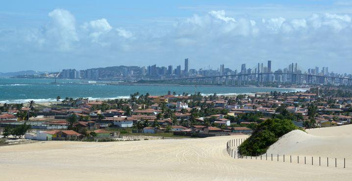 Beliebtes Urlaubsziel: Natal hat kilometerlange Sandstrände