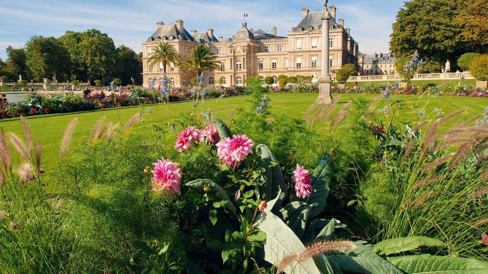 Paris: Die Gärten der Stadt