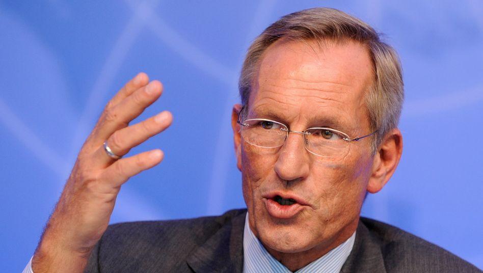 Bleibt Allianz-Chef: Michael Diekmann
