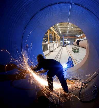 Industriearbeiter: Der Druck wächst
