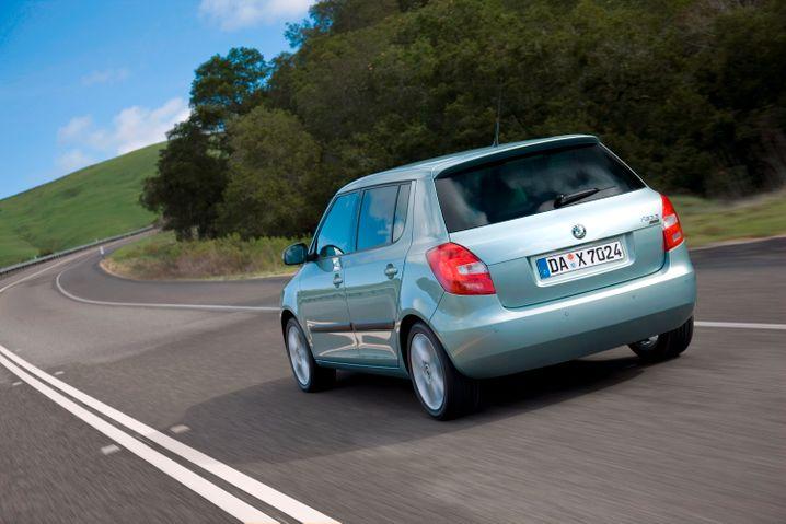 Skoda Fabia: Aufwind für den tschechischen Kleinwagen auf Polo-Basis