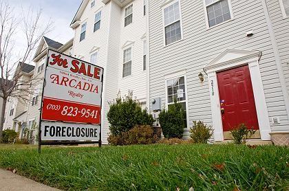 Zerstörte Träume: Verkauf von Häusern in Virginia