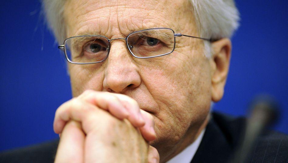 Sieht keine Inflationsgefahr: EZB-Chef Trichet