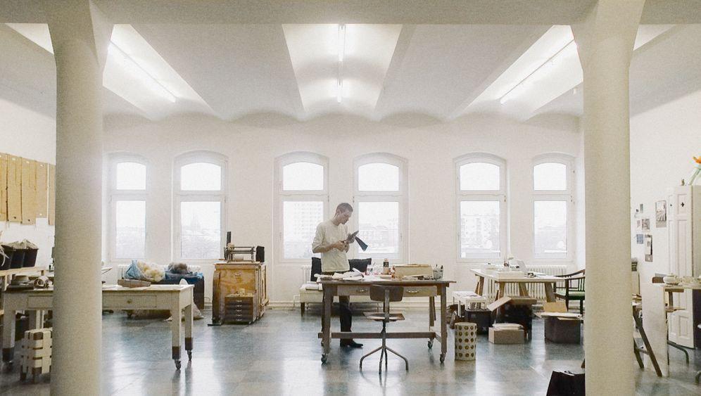 Daniel Heer: Zwischen Kunst, Design und Handwerk