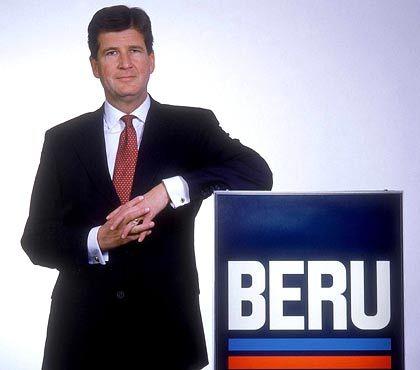Die Gründe der Trennung sind unklar: Der Ex-Beru-Chef Marco von Maltzan