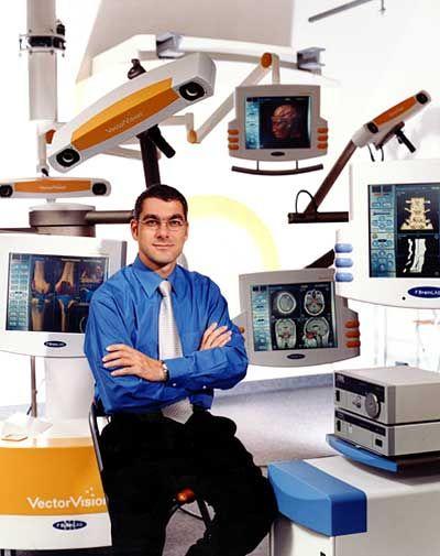 Entrepreneur Stefan Vilsmeier
