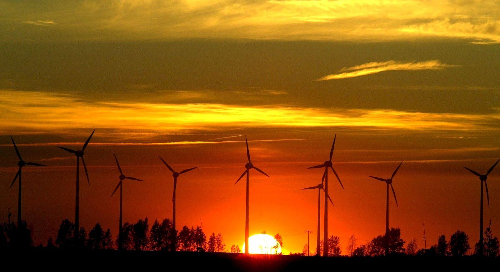 NICHT VERWENDEN Windpark