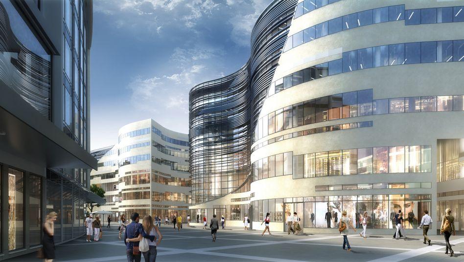 """Immobilienprojekt """"Kö-Bogen"""" in Düsseldorf: Herausstechende Transaktion auf Deutschlands Gewerbeimmobilienmarkt"""